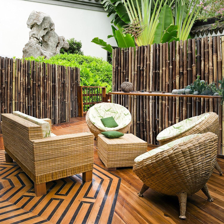 casa pura Bambus Sichtschutz