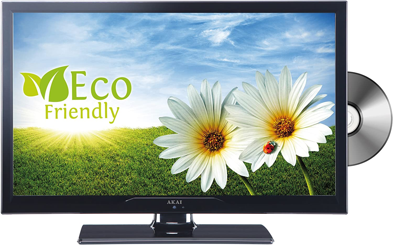 Akai ALED2209TBK LED TV - Televisor (558.8 mm (22