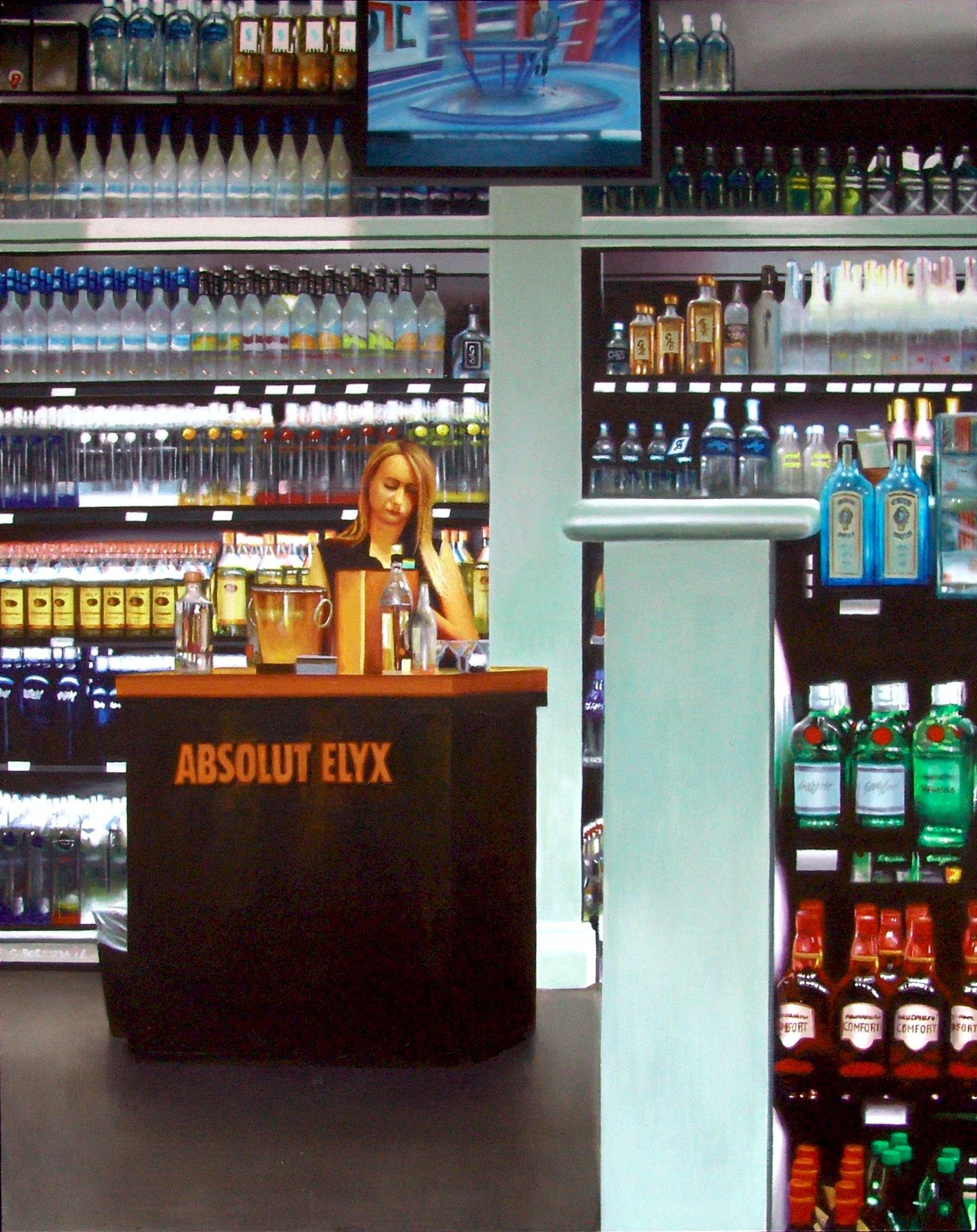 Liquor Store by