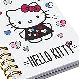 Hallmark Hello Kitty Spiral Bound Notebook with