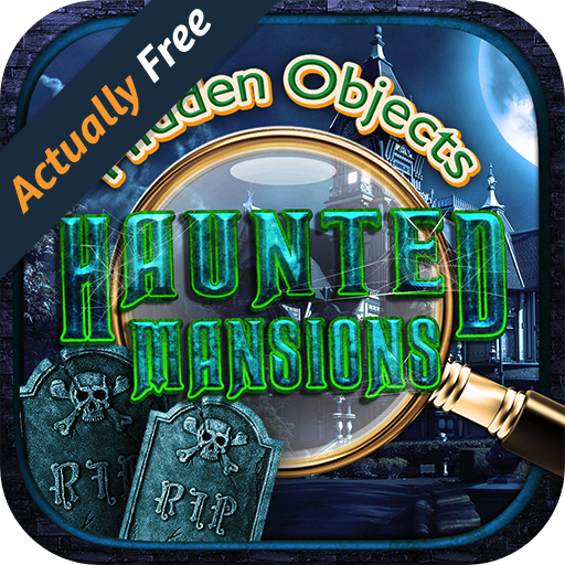 Hidden Object Haunted Mansion – Secret Mystery Manors Picture Puzzle Objects Seek & Find FREE Game