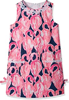 0999984bd8ae0b Amazon.com: Lilly Pulitzer Girls' Little Lilly Classic Shift: Clothing