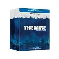 Wire: The Complete Series  [Blu-ray] [Importado]