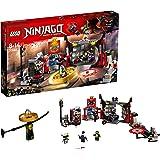 LEGO UK - 70640 NINJAGO S.O.G. Headquarters Building Toy for Unisex