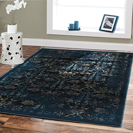 Premium Soft Rugs Small Rug For Bedrooms Black 2x3 Foyer Carpet Indoor Rugs  Clearance Rug Beige Brown Cream Blue Navy Rugs Floor Carpet for Kitchen ...