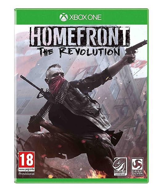 11 opinioni per Homefront: The Revolution- Xbox One