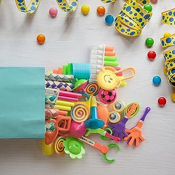 Amazoncom 120 Pc Party Favor Toys For Kids Bulk Party Favors