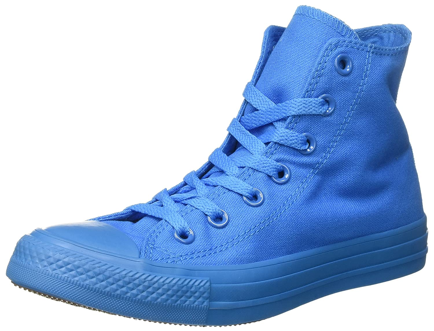 Royalblau Converse Unisex-Erwachsene All Star Hi Monochrome High-top, Royalblau, 38 EU