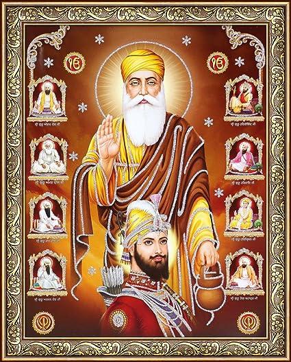 of ten sikh gurus