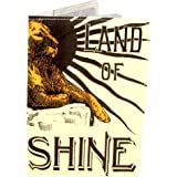Sunshine Lion Travel Passport Holder