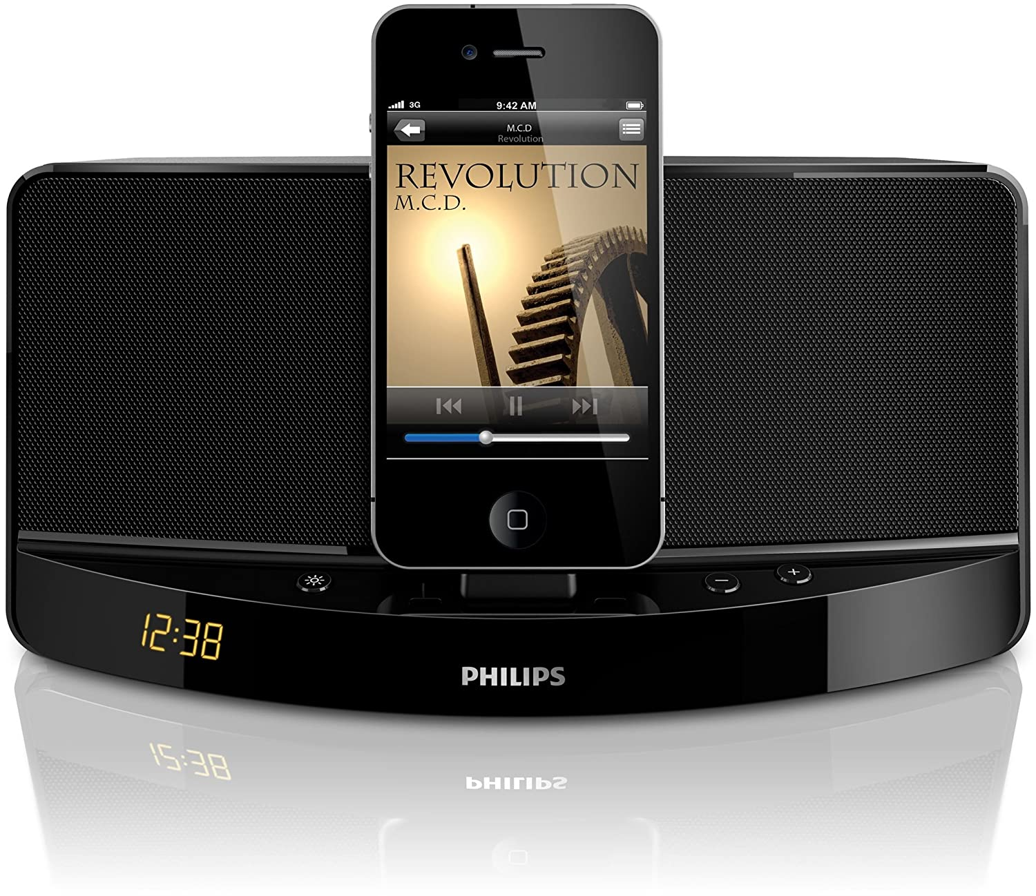 Philips AD300//37 Docking Speaker Discontinued by Manufacturer