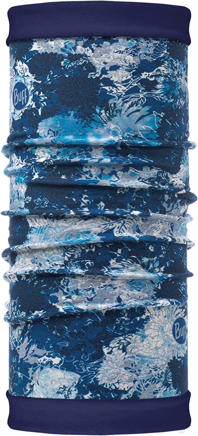 One Size Blue Buff Unisexs Tide Reversible Polar