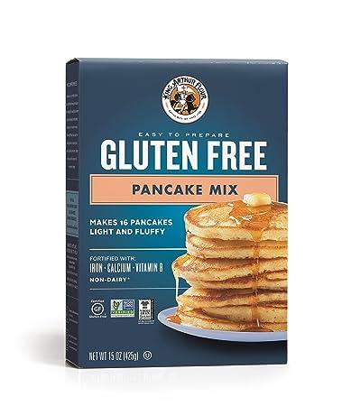 How to make pancake mix flour