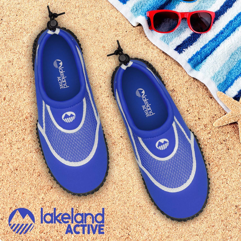 308b18b6b2a202 Chaussures Aquatiques pour Homme Noir Noir Lakeland Active Bleu/Blanc,
