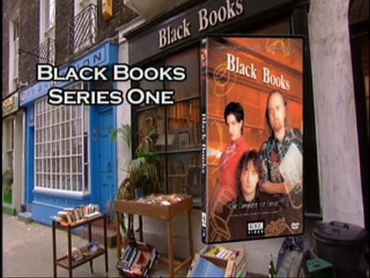Books tamsin greig black
