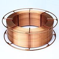 MIG/MAG Schweißdraht Ø 1,0 mm G3Si1/SG2 15 kg D300 Rolle Schutzgas