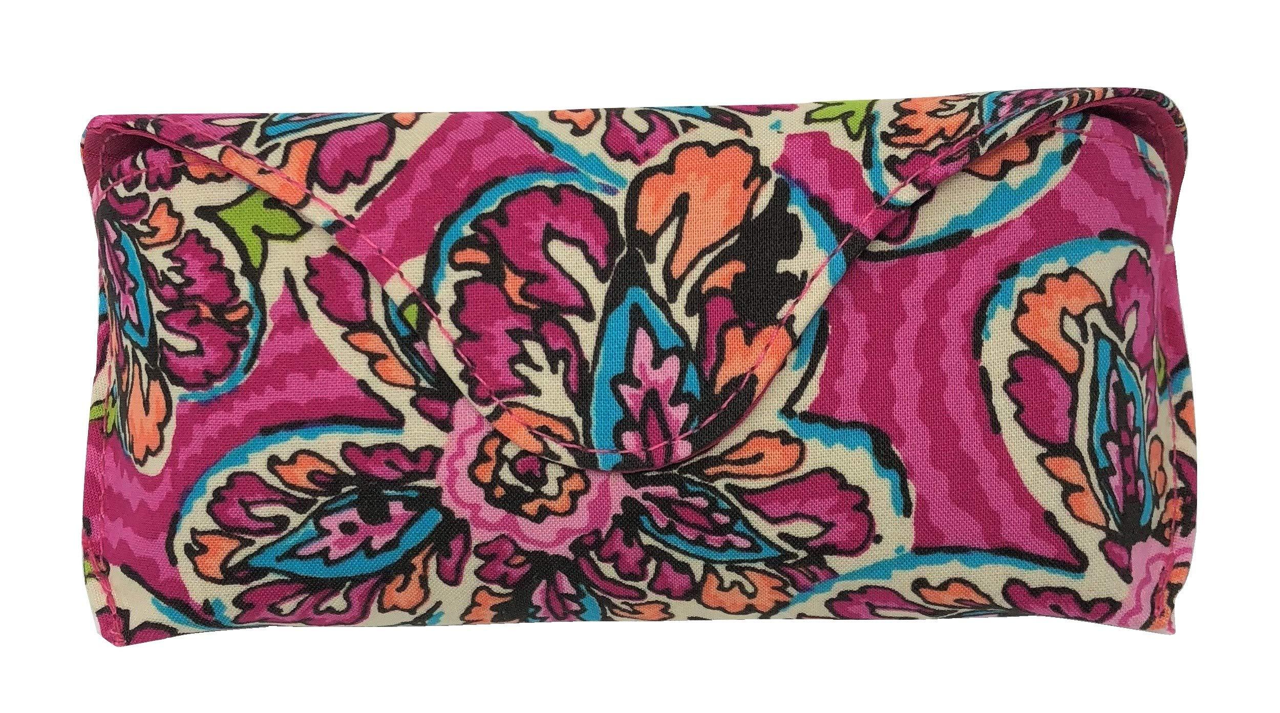 Vera Bradley Eyeglass Case (Sunburst Floral) by Vera Bradley