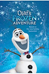 Olaf's Frozen Adventure Junior Novel (Disney Junior Novel (ebook)) Kindle Edition