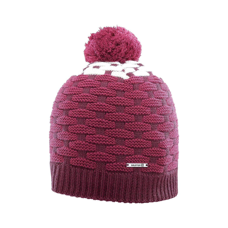 Cappello con pon-pon da donna Salomon POLY BEANIE Per sport invernali