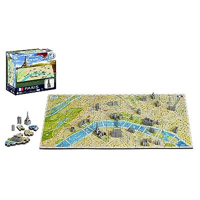 4D Mini Paris (4D Cityscape): 4D Cityscape Inc: Juguetes y juegos