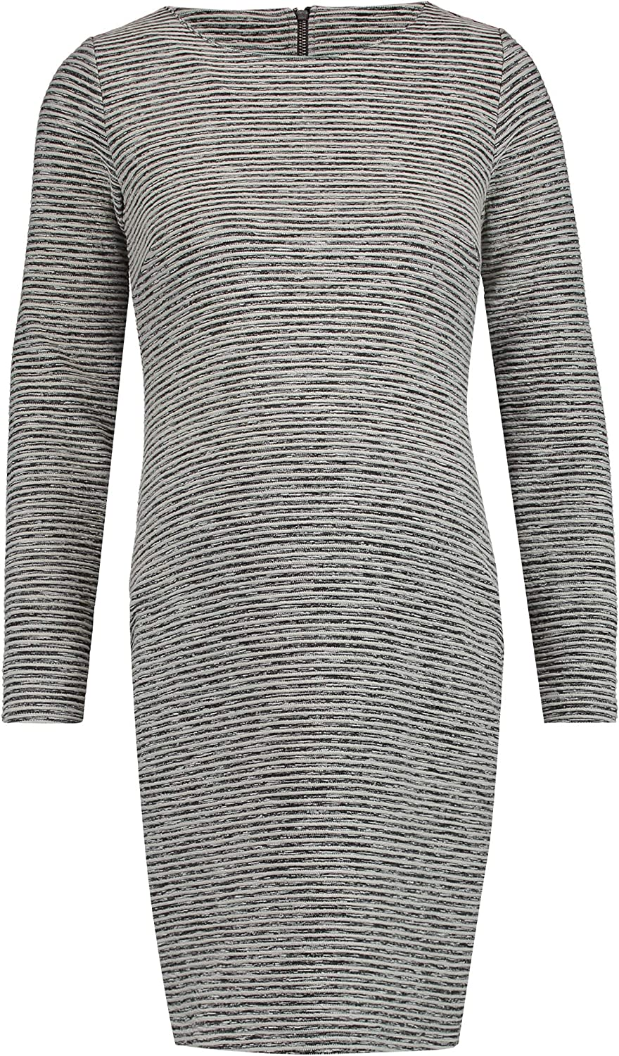 Noppies Damen Dress Ls Heather Kleid