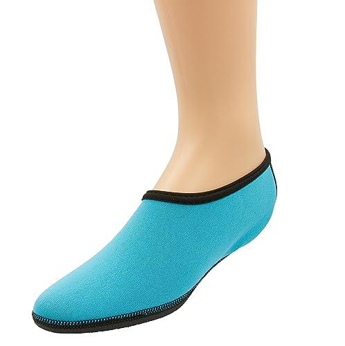 Barefoot Aqua Water Socks For Beach Pool Sand Swim Yoga or Gym