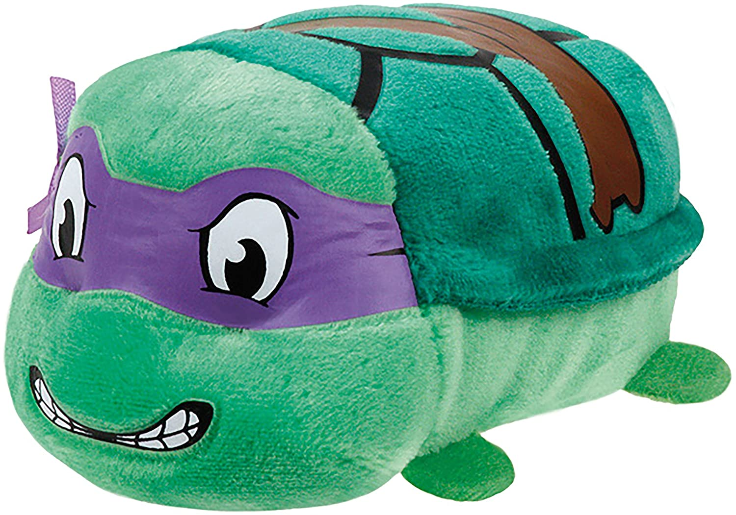 Ty - Tortugas Ninja Donatello: Máscara, 10 cm, Color púrpura (United Labels Ibérica 42174TY): Amazon.es: Juguetes y juegos