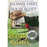 Blazing Rattles (A Harley and Davidson Mystery Book 10)