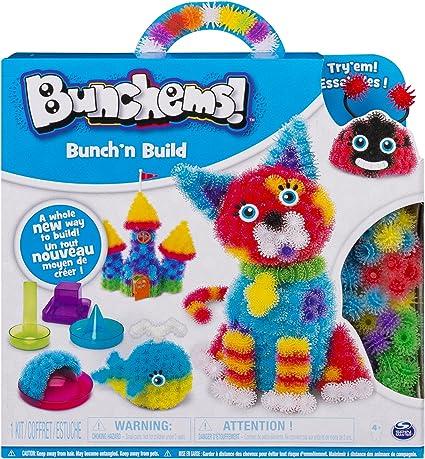 Bunchems Construye y Moldea (BIZAK 61926832): Amazon.es: Juguetes y juegos