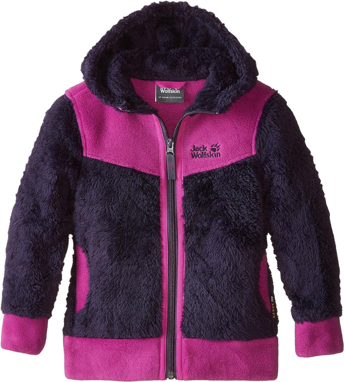 JACK WOLFSKIN Nanuk 150 Polartec Fleece Jacket | Coat Warm