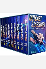 Outcast Starship: The Complete Series (Books 1-9) Kindle Edition