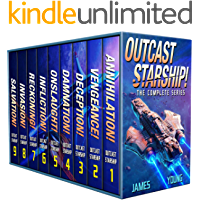 Outcast Starship: The Complete Series (Books 1-9)