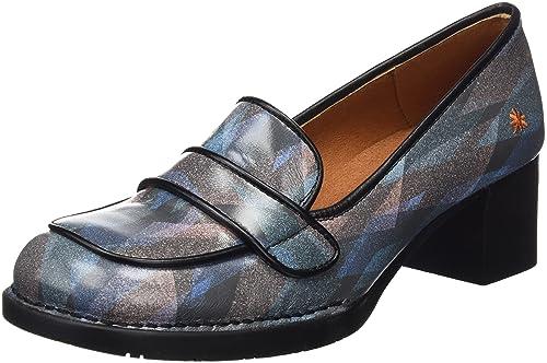 1070F Fantasy St.Tropez, Zapatos de Tacón con Punta Cerrada para Mujer, Varios Colores (Hawai), 36 EU Art