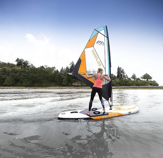 Aqua Marina Blade 11.0 Hinchable Windsurf ALL-AROUND sup: Amazon.es: Deportes y aire libre