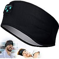 Fulext Słuchawki do spania, bezprzewodowe, sportowe słuchawki z głośnikiem stereo HD do uprawiania sportu, spania na…