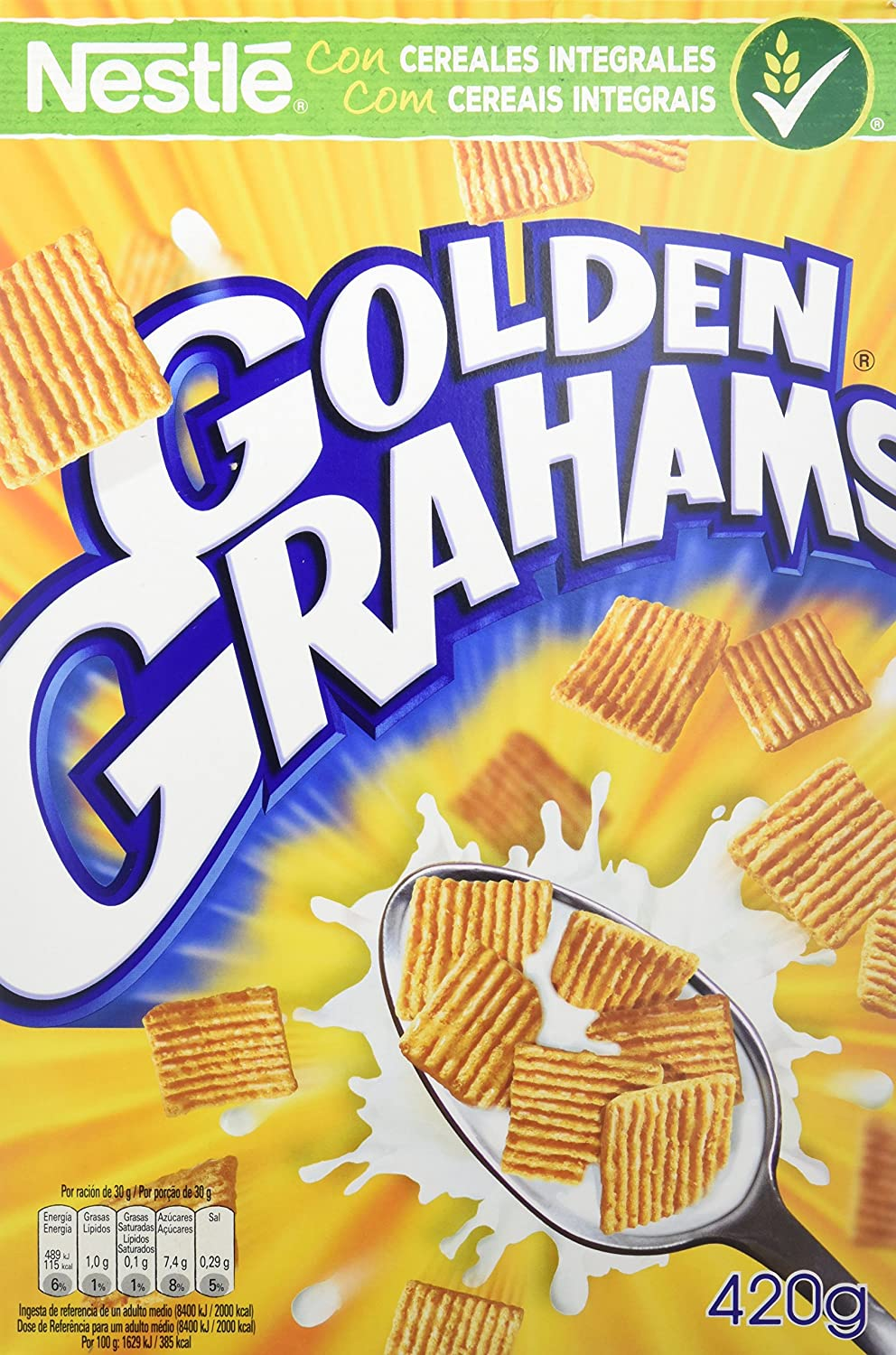 cereales golden grahams
