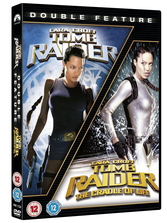 Amazon Com Lara Croft Tomb Raider 2 Movie Collection Dvd