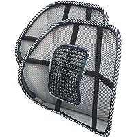 SMAMS ® Almohada de Lumbar de Apoyo Trasero de la Cintura para Sillas de Cojin de…