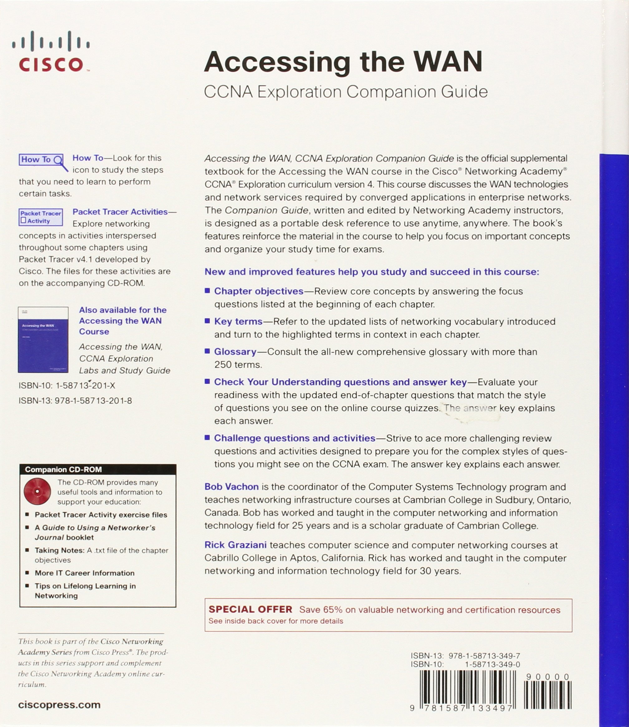 CCNA Exploration Companion Guide Accessing the WAN