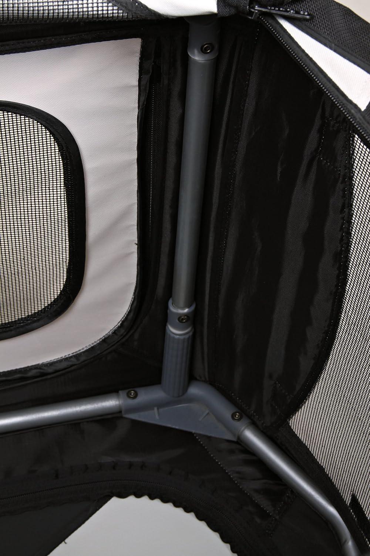 Trixie-Panier-de-Transport-Vario-S-61-43-46-cm-pour-Chien-S-S miniature 4