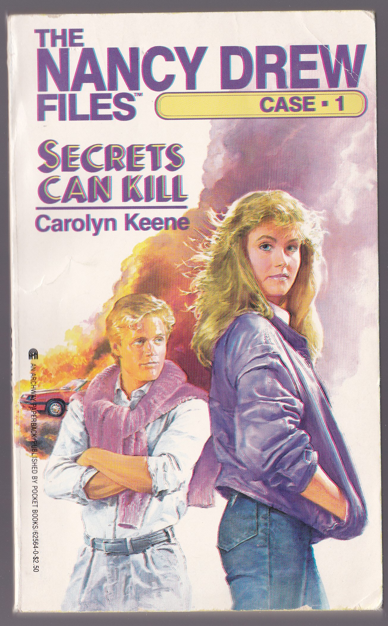 The Nancy Drew Files: Secrets Can Kill