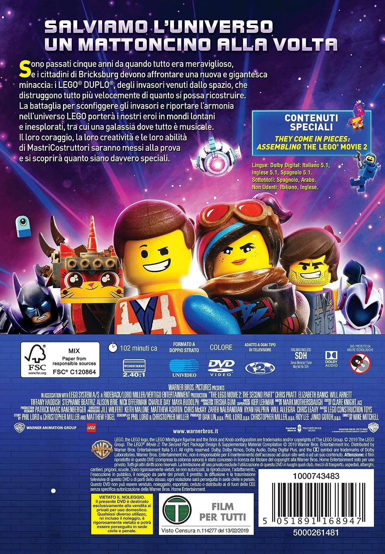 Lego Movie 2 - Una Nuova Avventura [Italia] [DVD]: Amazon.es ...