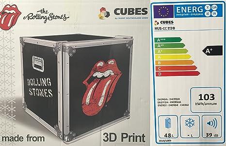 Husky Hus de CC 220 Coolcube Cool Cube Botella Frigorífico Rolling ...