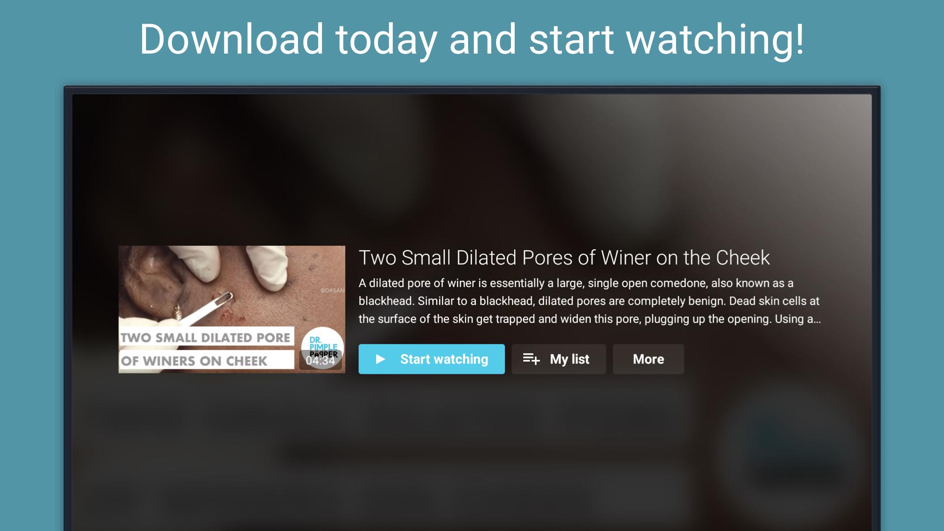 Dr Pimple Popper应用排名和商店数据 App Annie