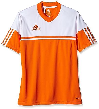 adidas maglietta arancione