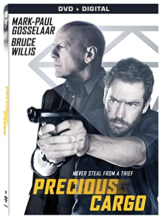 Precious Cargo [DVD + Digital]