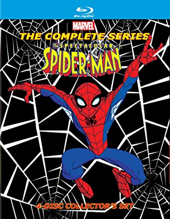 The Spectacular Spider Man: The Complete Series by Amazon