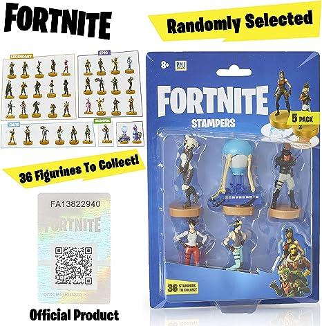 Fortnite figuras de acción | Juego de 5 figuras de Fortnite ...
