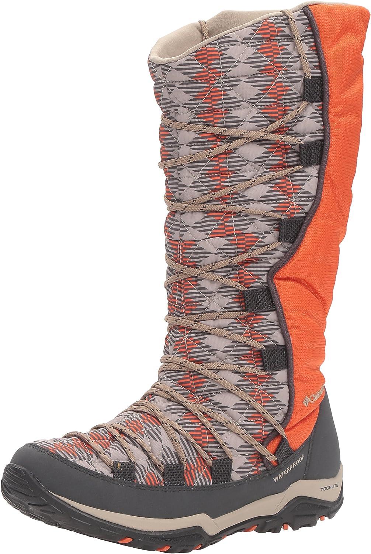 Columbia Womens Loveland Omni-Heat Print Snow Boot