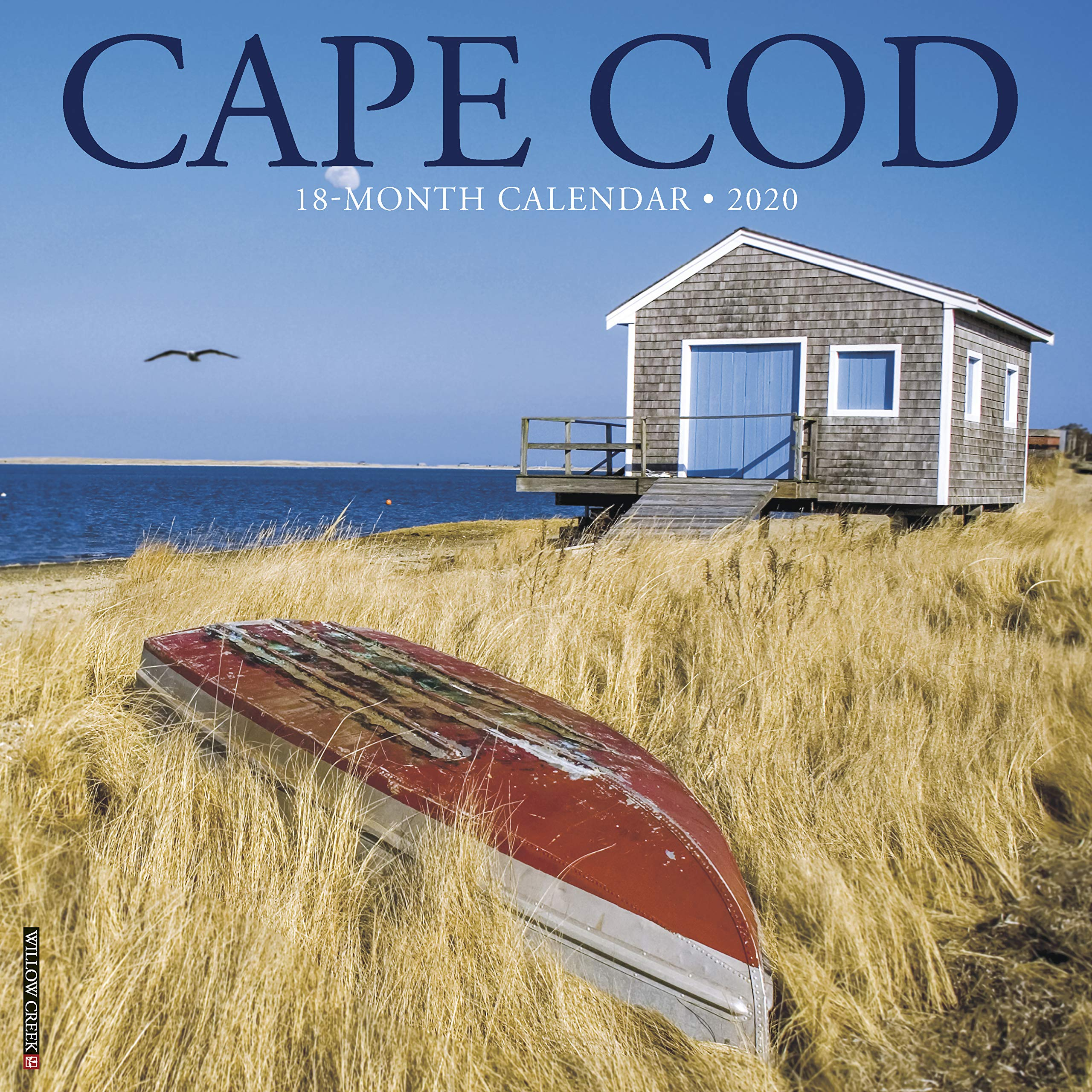 Cape Cod Calendar 2020 Cape Cod 2020 Wall Calendar: Willow Creek Press: 9781549205712
